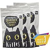 Kittos Sunfish & Chicken Twirls (Pack Of 3)