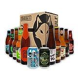 Produkt-Bild: Beerwulf Männerabend-Pack | Bierbox | Bierpaket | Biergeschenk | mit 12 verschiedenen Bieren