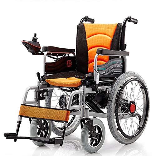 Faltbarer Elektrischer Rollstuhl, Elektro-Rollstuhl mit Li-Ion Battery 20Ah, medizinischen Roller für behinderte und ältere - Elektro-roller-rampen