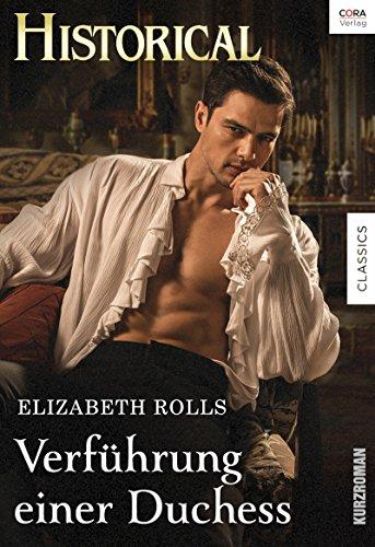 Buchseite und Rezensionen zu 'Verführung einer Duchess' von Elizabeth Rolls