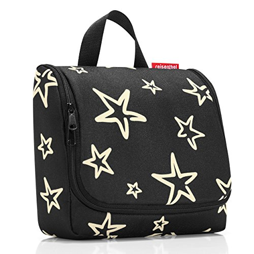 Reisenthel Toiletbag Cosmetics Stars [7046] Schwarz