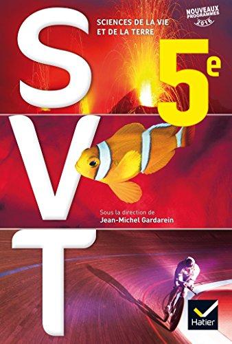 SVT 5e d. 2017 - Livre lve