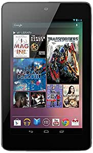 "Google Nexus 7 Tablette Tactile 7 "" NVIDIA Android Noir"