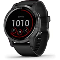 Garmin Vivoactive 4, GPS Smartwatch, Features Music, Body Energy Monitoring, Animated Workouts, Pulse Ox Sensors and…