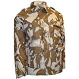 Boys 9-10 Padded Soldier Army Jacket Desert Camouflage