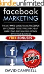 Facebook: Facebook Marketing: The Ult...