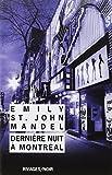 Telecharger Livres Derniere nuit a Montreal (PDF,EPUB,MOBI) gratuits en Francaise
