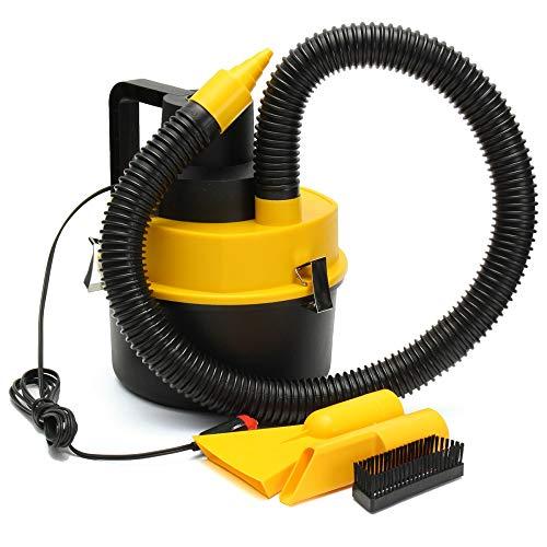 GGSSYYXCQ 12 V 75 Watt Tragbare Wet/Dry Mini Vac Vakuum Hochleistungsreiniger Kit Inflator Turbo Hand Staubsammler Aspirator für Auto Shop -