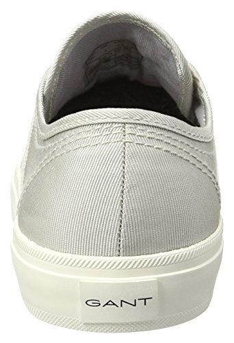 GANT  Zoe, Sneakers Basses femme Grau (silver gray)