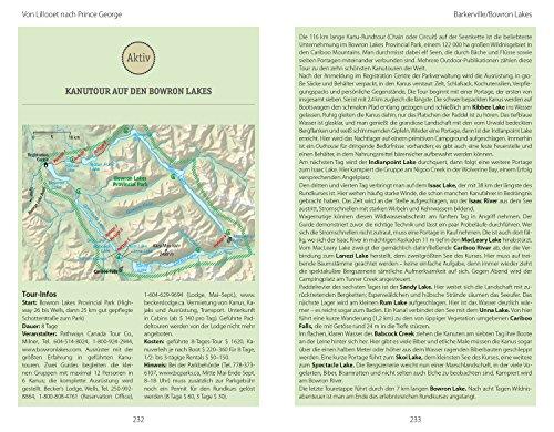 DuMont Reise-Handbuch Reiseführer Kanada, Der Westen, Alaska: mit Extra-Reisekarte -