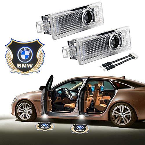 Autotür logo einstiegsbeleuchtung 2st Projektor Logo Autotür Logo Türbeleuchtung Door Logo light von OASMU Neu