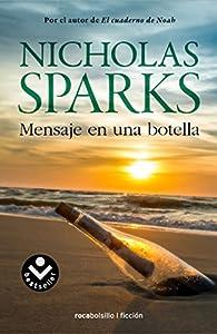 Mensaje en una botella par Nicholas Sparks