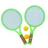Best Outdoor Sport badminton racquet - ELECTROPRIME® Tennis Racquets with Plastic Balls Badminton Review