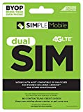 Simple Mobile Micro-SIM Prepaid Starterpaket (USA)