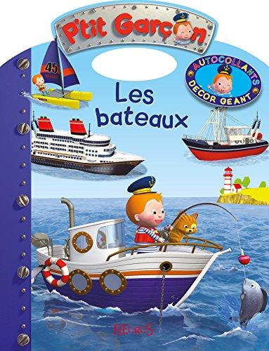 Les bateaux par Emilie Beaumont