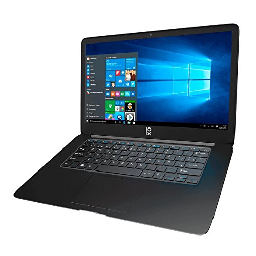 "Primux Ioxbook 1402F 14.1"" FullHD (Intel Atom Z8350, 2 GB RAM, SSD 32 GB, Windows 10 Home) - Teclado QWERTY español [España]"