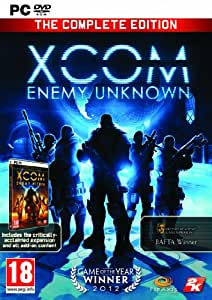 XCOM: Enemy Unknown - The Complete Edition (PC DVD)