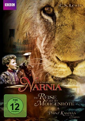 Die Chroniken von Narnia, Episode 2+3 - Die Reise auf der Morgenröte / Prinz Kaspian von Narni