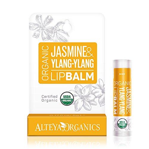 Alteya Organic Bálsamo Labial Jazmín Ylang-Ylang
