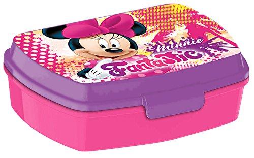 Minnie Mouse- Sandwichera y Toalla de Manos (Kids WD17931)