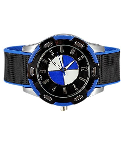 Kissu Bmw Style Designer Watch Blue
