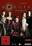 Borgia - 1. Staffel (Director's Cut, 6 Discs)