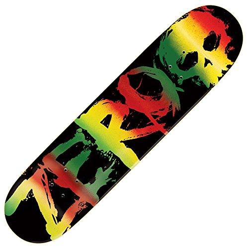 Zero Sandoval Rasta Blut 20,3cm Skateboard Deck