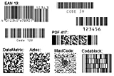 Barcode OCX Modul ActiveX Modul WIN dt.Vollversion (Product Keycard ohne Datenträger) -