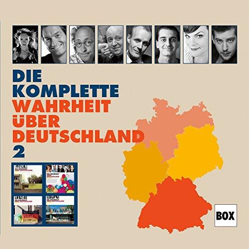 Buchseite und Rezensionen zu 'Die komplette Wahrheit über Deutschland 2' von Dieter Nuhr