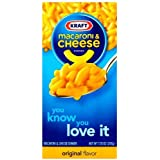 Kraft Macaroni Cheese Smaller Pack 206 g (Pack of 5) by N/A