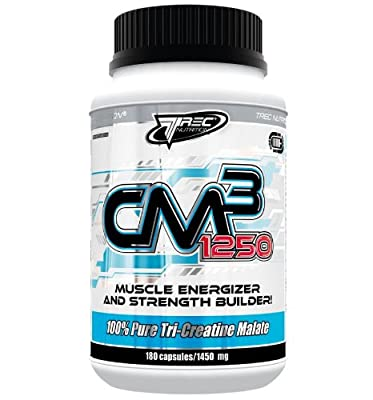 Trec Nutrition Cm3 1250 -- Creatine tablets for MASS / WEIGHT GAIN / STRENGTH / SIZE from Mammoth XT Supplements