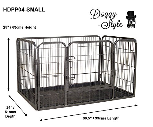 BUNNY-BUSINESS-HEAVY-DUTY-WHELPING-PEN-WITH-ABS-TRAY-4-SIZES-PUPPY-PLAYPEN-PLAY-PENS
