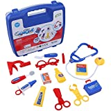 Kids Doctor Medical Kit For Kids Nurse Pretend And Play Tools Toy Set Great Early Education Gift For Boys And Girls