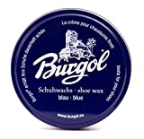 Burgol Schuhwachs (blau)