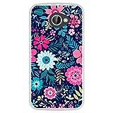Hapdey Phone Case for [LG K5] design [Multicolor flowers