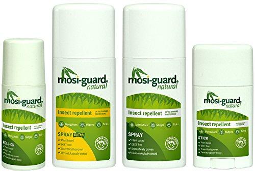 Mosi-Guard Stick anti-insectes naturel 40ml