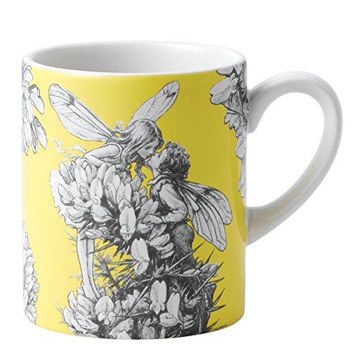 FLOWER FAIRIES Fleur Fées ajonc Mug