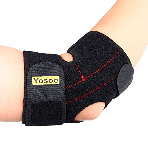 yosoo-adjustable-neoprene-tennis-golfers-elbow-brace-wrap-arm-support-strap-band