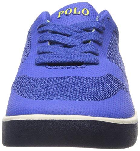 Polo Ralph Lauren Hellidon Fashion Sneaker Sapphire Star