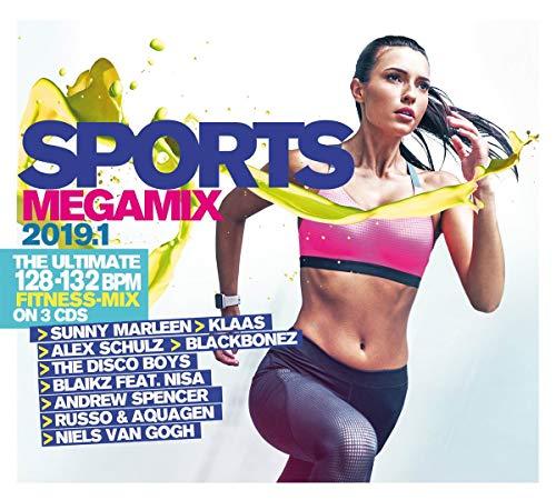 Preisvergleich Produktbild Sports Megamix 2019.1 Your Workout Favourites
