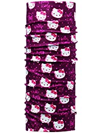 Buff Multi Functional - Braga de cabeza para niño, color morado