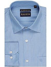 BALISTA MEN'S COTTON REGULAR FIT FORMAL SHIRT