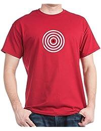 CafePress - Bullseye - 100% Cotton T-Shirt