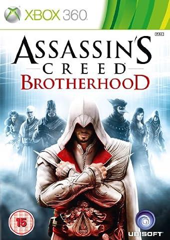 Assassins Creed Xbox - Assassin's Creed Brotherhood (Xbox 360) [import