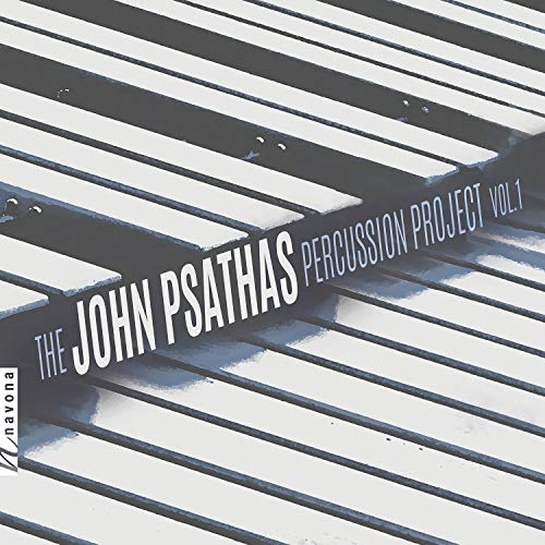 John Psathas Percussion Project 1