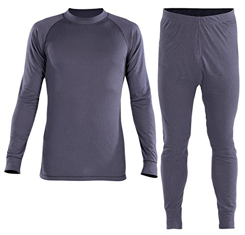 Preisvergleich Produktbild PEARL sports Funktionsunterwäsche: Wärmende Thermo-Unterwäsche 2-teilig, Größe XL (Thermohose)
