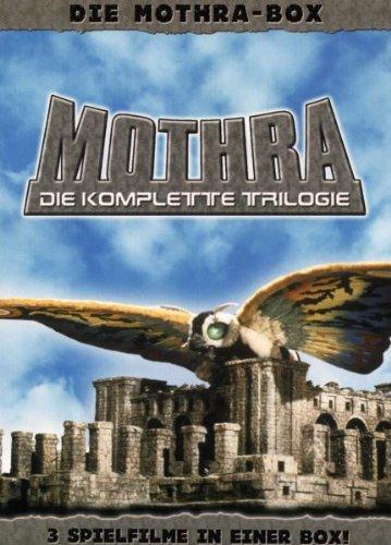 Mothra - Die komplette Trilogie [3 DVDs]