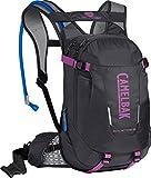 CamelBak Solstice LR 10Idratazione Zaino, Charcoal/Light Purple, 100oz