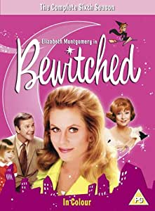 Bewitched: Season 6 [DVD][1969] [2008]