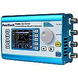 Kuman 20MHz High Precisión DDS Arbitrary Waveform Generador con 2.4'' TFT Digital Canales del Dual 200MSa/s ,100MHz Frequency Meter Generador de Señal FY2300